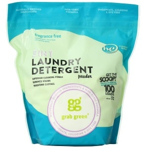 Grab Green 3 in 1 Laundry Detergent