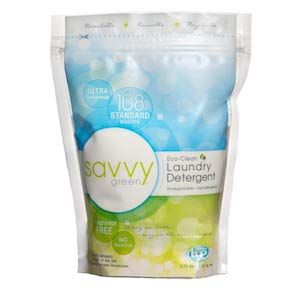 Savvy Green Laundry Detergent