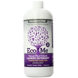 Eco Me Fragrance Free Laundry Detergent