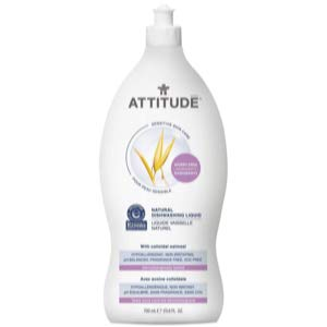 Attitude Natural Dishwashing Liquid