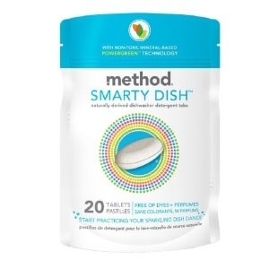 Method Smarty Dish Dishwasher Tabs