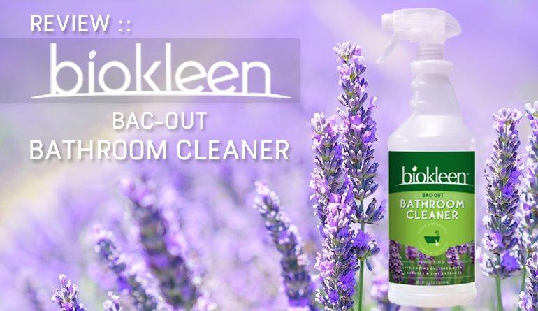 Biokleen Bathroom Cleaner