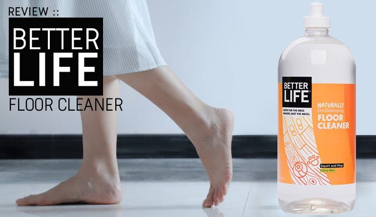 Floor Cleaner – Safe Household Cleaning