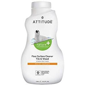 Attitude Natural Floor Surfaces, Tiles & Wood Cleaner