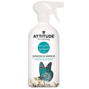 Attitude Window and Mirror Cleaner is on sale now